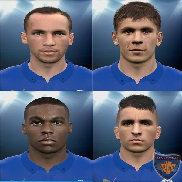Faces Leicester City 2