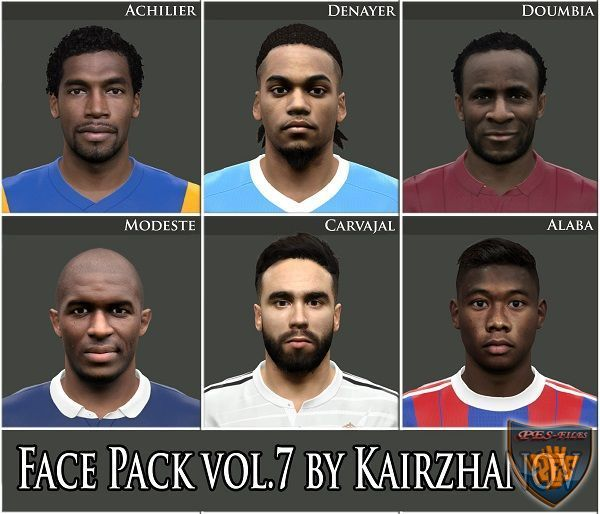 Face Pack vol.7