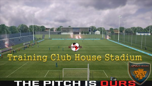 Training Club House Stadium