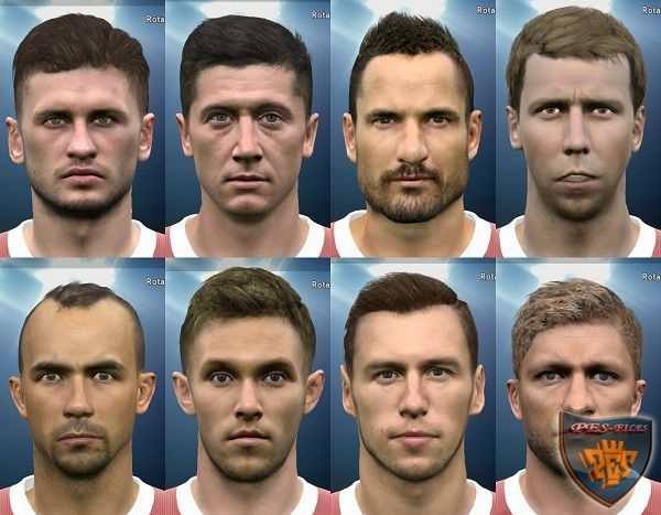 Poland National Team Facepack