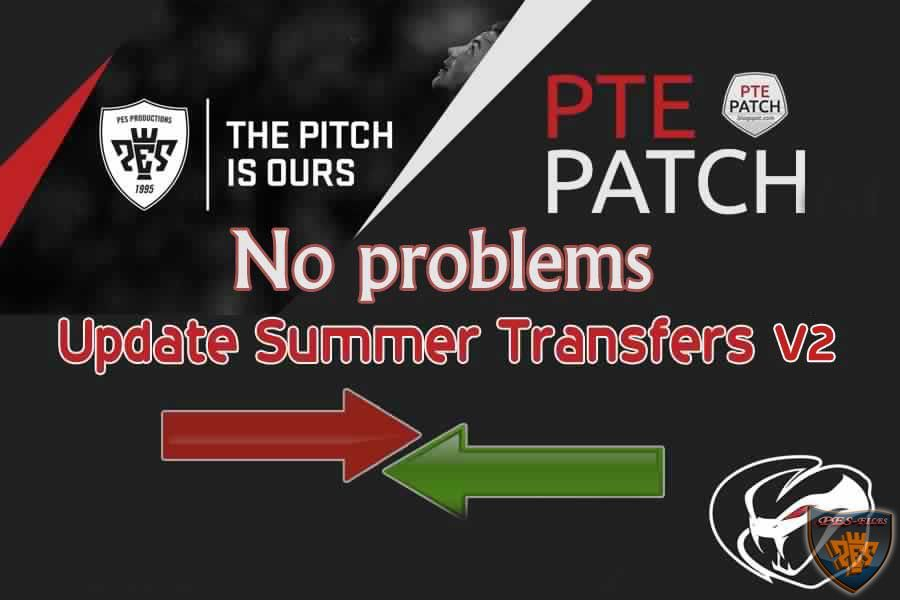 Transfers For PTE Patch
