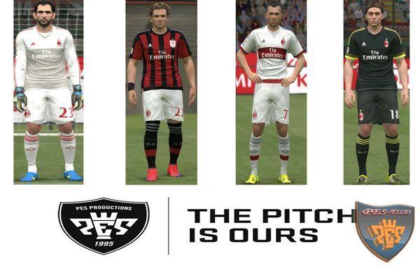 Ac milan 2015 squad