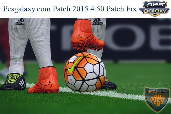 PES 2015 Pesgalaxycom Patch 2015 500 Patch RELEASED
