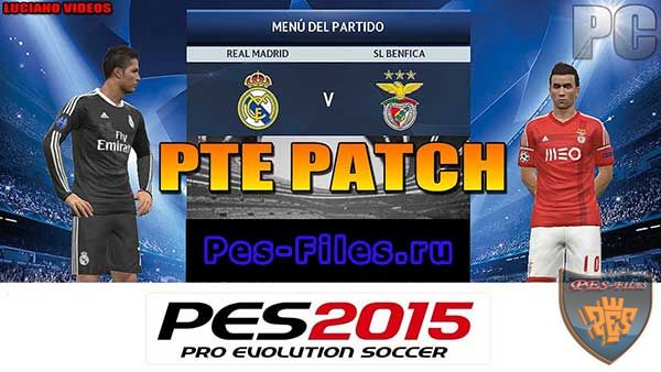 PES 2015 Option File v5 For PTE 7.0 Patch