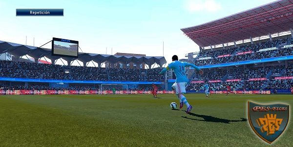 Estadio Municipal De Balaidos PES 2015