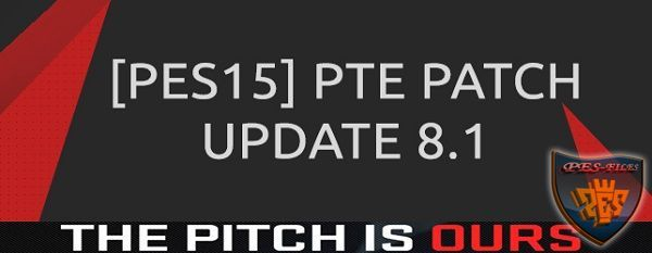 PTE Patch Update 8.1 (17.07.2015)
