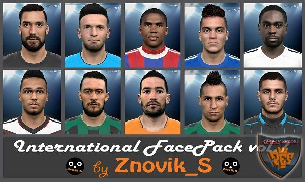 International FacePack vol.7