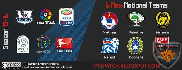 PTE Patch 8.0 (14/07/2015)