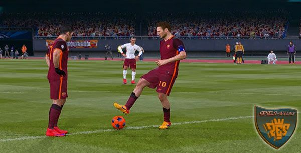 Update AS Roma Kit Pack - пакет форм Ромы