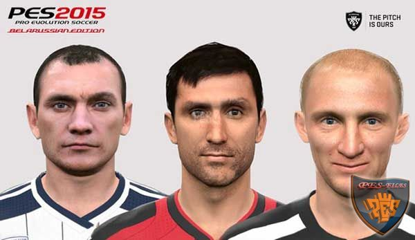 Belarussian Patch 2015 для PES 2015