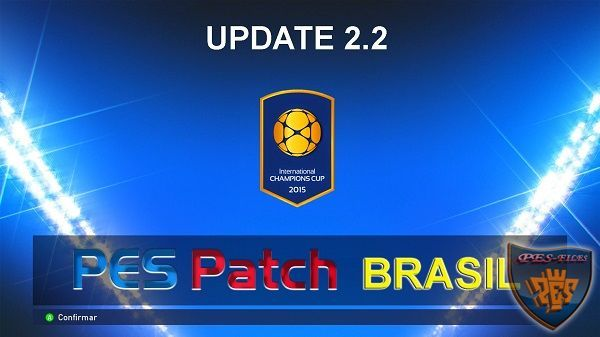PES Patch Brasil Update 2.2