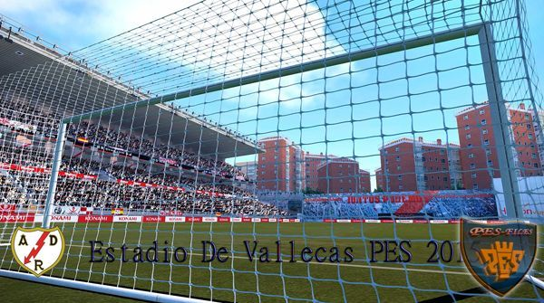 Estadio De Vallecas PES 2015