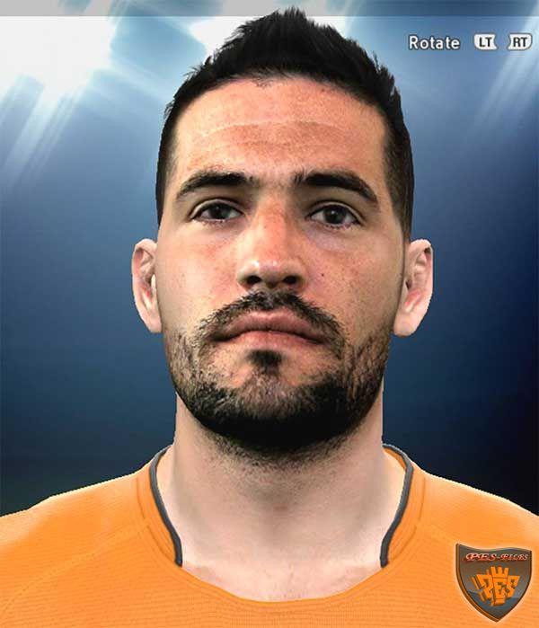 Kiko Casilla Pes 2015 Face