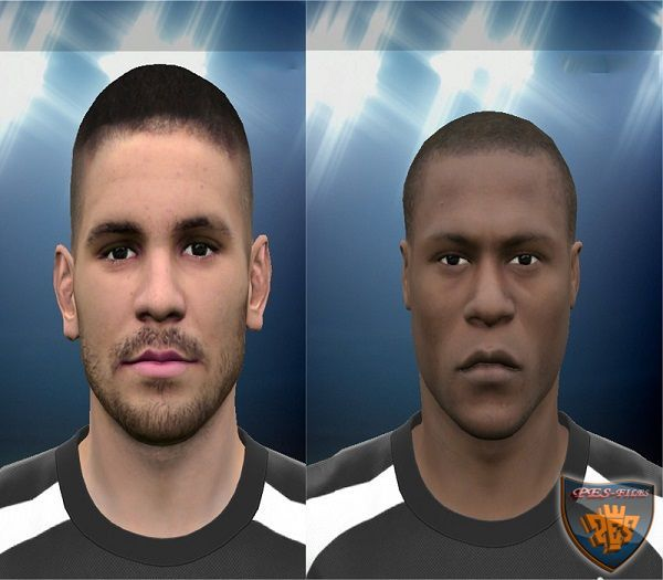 Mitrovic & Chancel Mbemba face