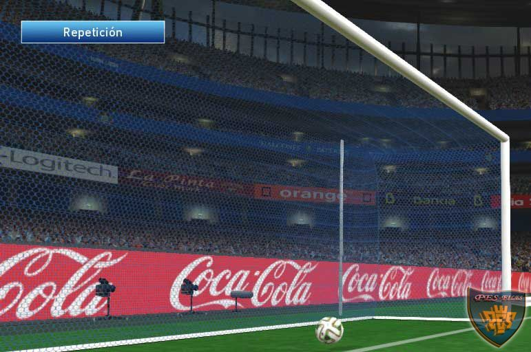 PES 2015 Hexagonal Net Extracted From PES 2016