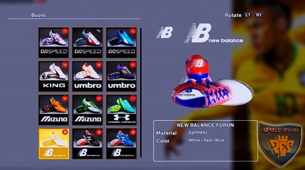 Exclusive Bootpack v1.02 Season 2015/16