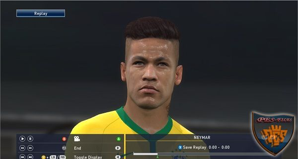 New Neymar Face By El7akmdar