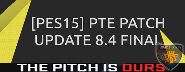 PTE Patch Update 8.4 Final