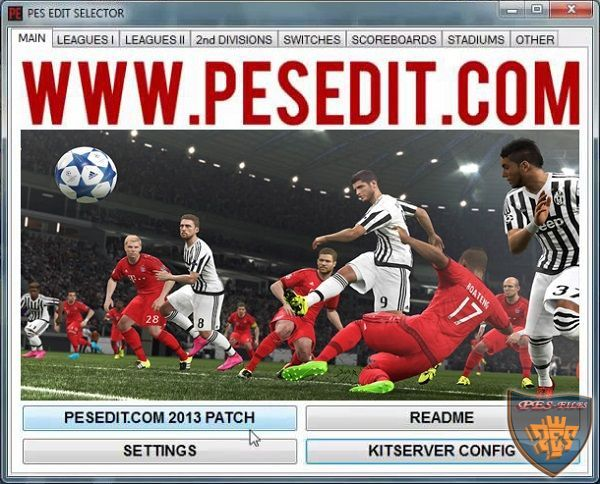 PESEdit Patch 6.0 Update Summer Transfers 2015
