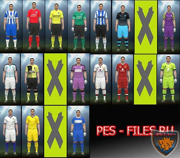 Skybet Championship 2015-16 Kit Pack by MRI_20