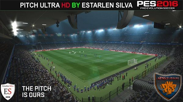 PES 2016 Pitch Ultra HD by Estarlen Silva