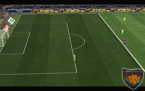 PES 2016 Realism Graphic Mod Updated 21.09.2016
