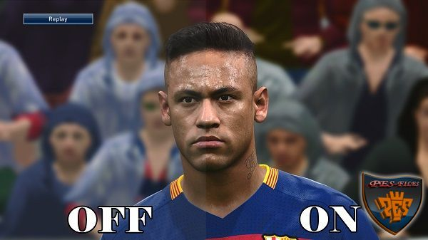 The New PES 2016 SweetFX Settings