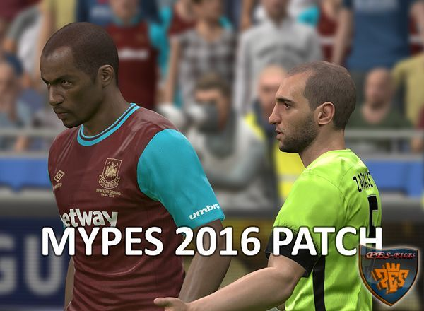 MyPES 2016 patch v0.1 (EPL)