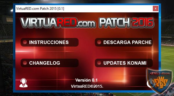 VirtuaRED.com Patch 2016 (v0.1)