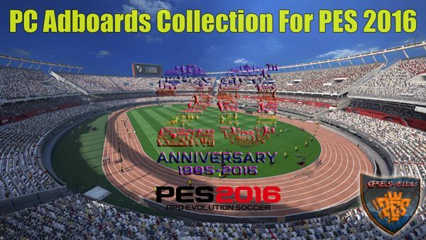 PC Adboards Collection For PES 2016