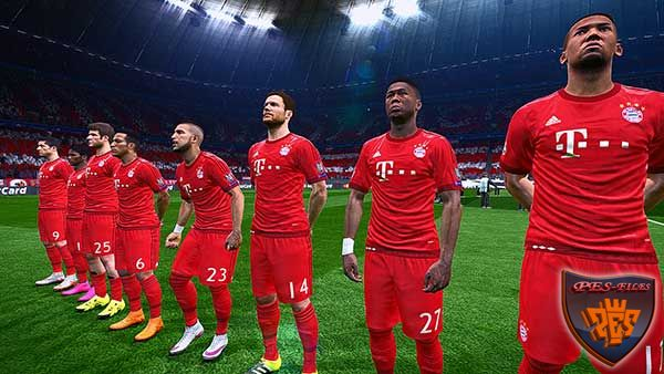 Pes 2016 Super HD PS4 Sweetfx