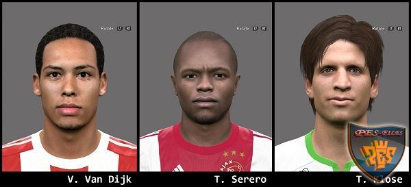 PES 2016 Facepack by A.Mussoullini