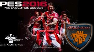 PES 2016 Manchester United Menu Graphic