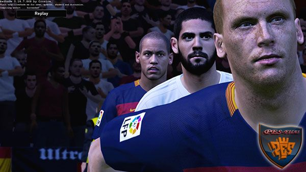 PES 2016 FMods Reshade Beta by Fruits