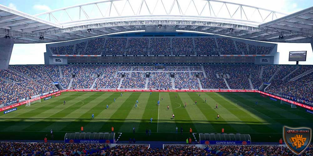 Pes 2016 Dragao Stadium 2015-16 session by Tizziano