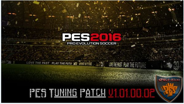 Pes Tuning Patch 2016 v1.01.00.02 (19/10/2015)