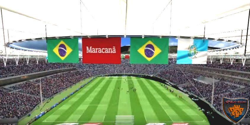 PES 2016 Estadio Maracana Stadium by tuga37