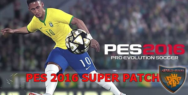 Pes 2016 My Super Patch by VS