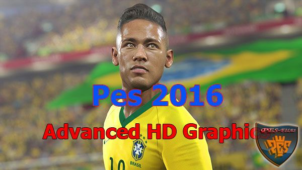 Pes 2016 Advanced HD Graphics