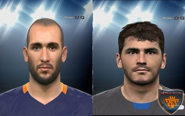 Casillas & Alex Vidal face by Mall Mall