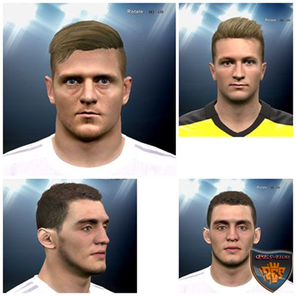 PES 2016 Mini Facepack by Mall Moha