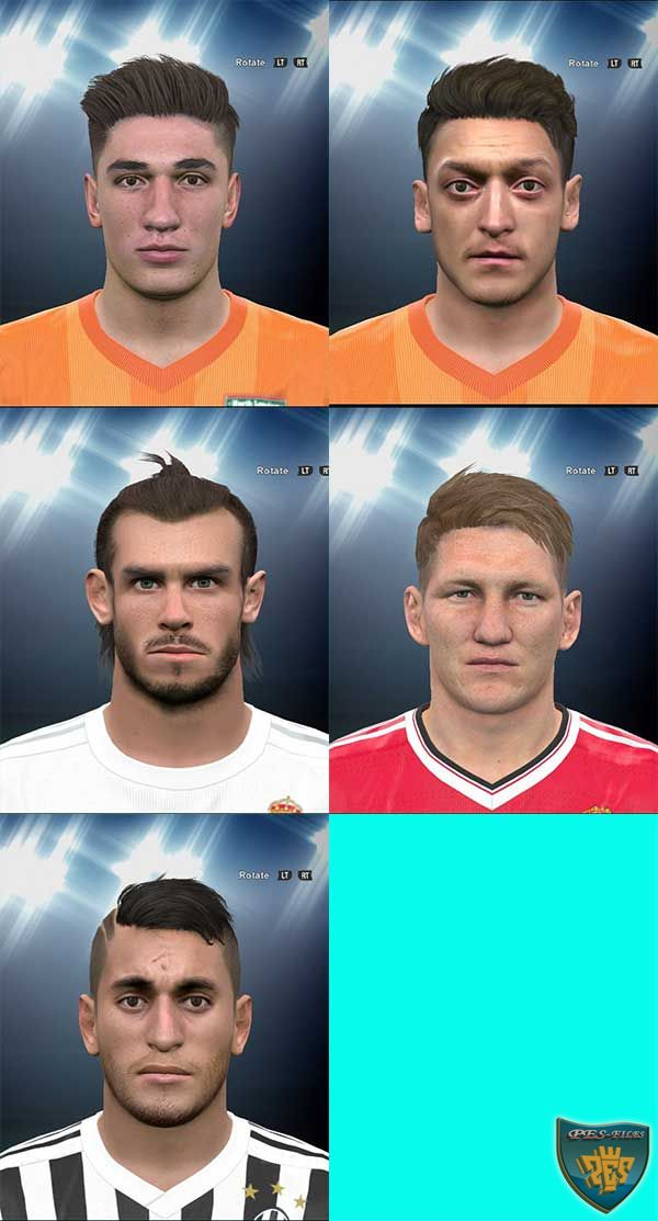Pes 2016 Nice Facepack by Mall Mall