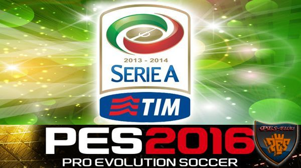 PES 2016 Italian Facepack by ilcontetacchia