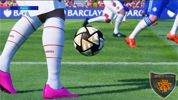 PES 2016 NextGen Pitch Exclusive by Donyavia