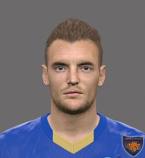 PES 2016 Jamie Vardy (FIFA 16 Converted)