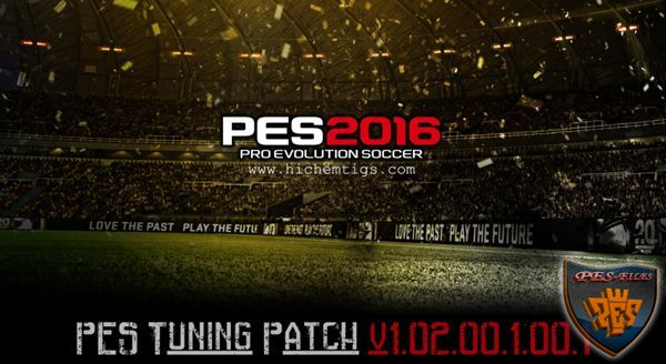 Pes Tuning Patch 2016 v1.02.00.1.00.1 (19.11.2015)