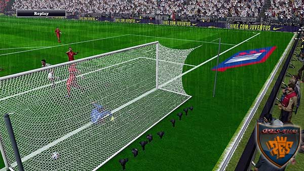 PES 2016 New style HD Goal Net by River Jin