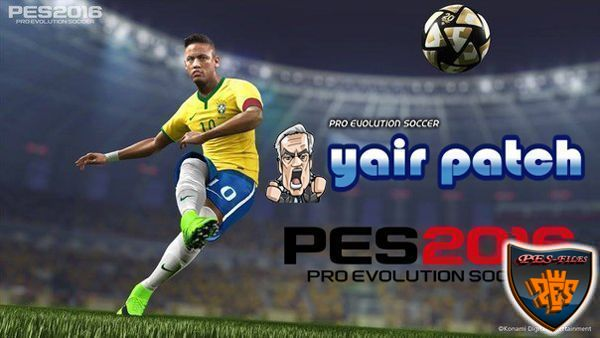 Core GamePlay Patch v2.1 For PES2016 (09.12.15) by YairPatch