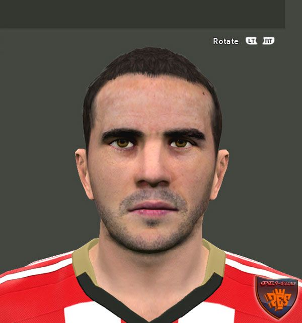PES 2016 Sunderland Facepack 13 Faces by jovkane