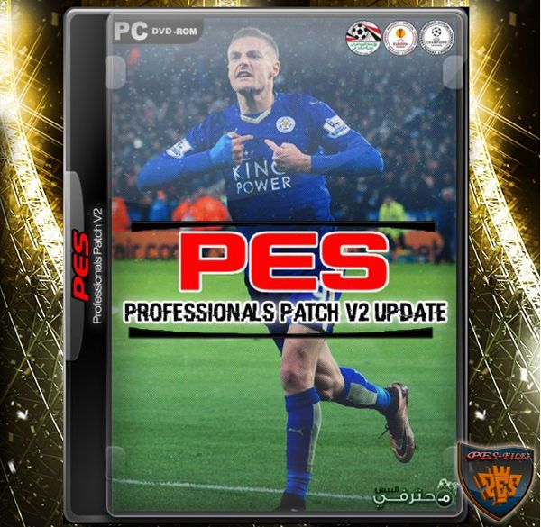 PES 2016 PesProfessionals Patch v2.1 Update